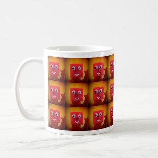 Blockhead Tiled Mug