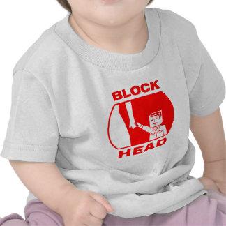 Blockhead Shirts