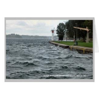 Blockhouse Island - Brockville Ontario Greeting Card