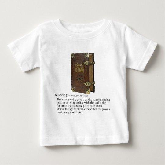 Blocking Baby T-Shirt