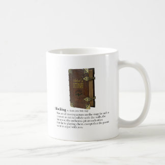 Blocking Coffee Mug