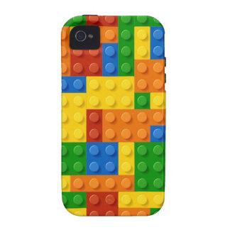 blockparty jpg iPhone 4/4S carcasa