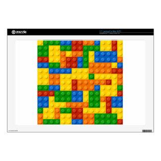 blockparty jpg portátil calcomanías