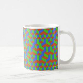 blocks5 classic white coffee mug