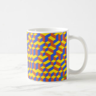 blocks6 classic white coffee mug