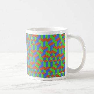 blocks8 classic white coffee mug