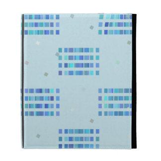Blocks and Diamonds iPad Folio Cover