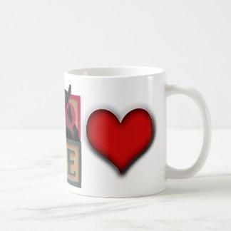 BLOCKS LOVE GOAT COFFEE MUG