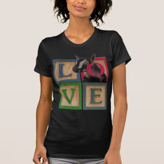 BLOCKS LOVE GOAT T-Shirt