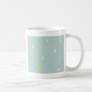 Blocks Classic White Coffee Mug