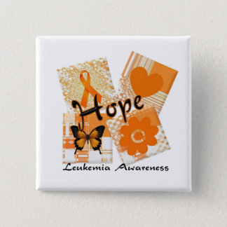 Blocks of Hope Pinback Button