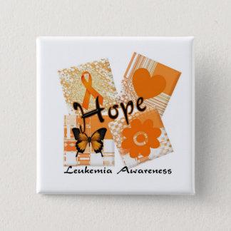 Blocks of Hope Pinback Button