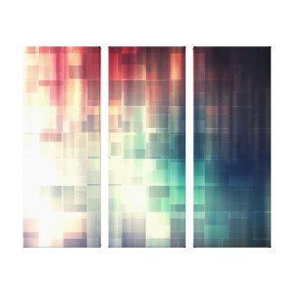 Blocks of Light Canvas Prints