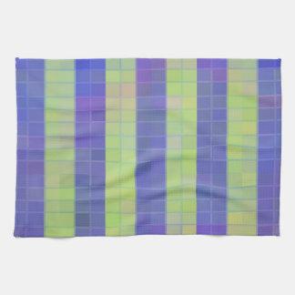 Blocks or Stripes Kitchen Towels