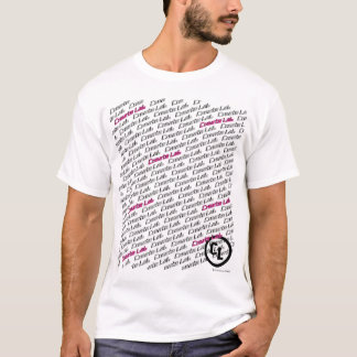 Blocks pink T-Shirt