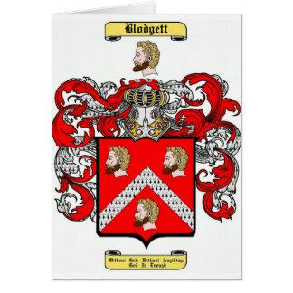 Blodgett Card