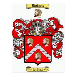Blodgett Postcard