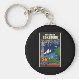 Bloeiende Boksburg Keychain