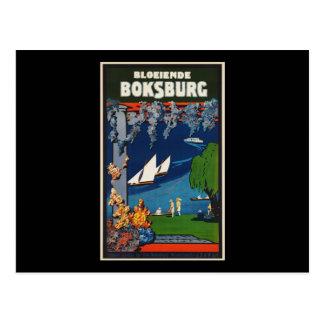 Bloeiende Boksburg Postcard