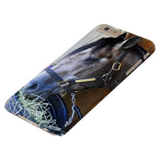 Blofeld - pura sangre melado de Todd Pletcher Funda Para iPhone 6 Plus Barely There