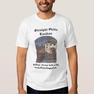 Blog de Chaucer: Ovtta recto Londres Camisas
