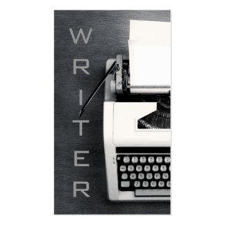 Blog del periodista del poeta del novelista del tarjetas de visita