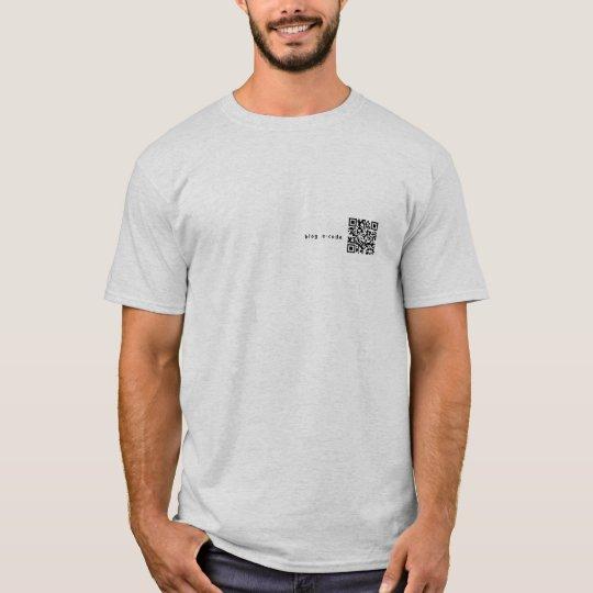blog e-code T-Shirt