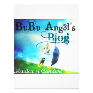 Blog Full Color Flyer