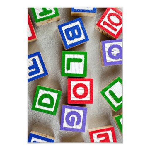 """Blog Invitación 3.5"""" X 5"""""""