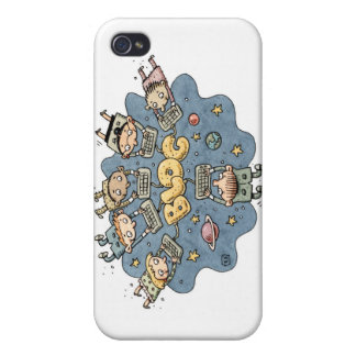 blog iPhone 4 cover
