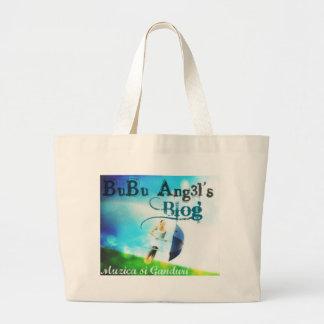 Blog Jumbo Tote Bag