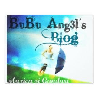Blog Personalized Invitation