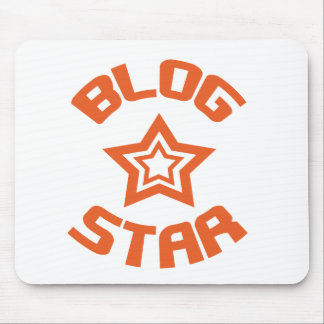 Blog Star Mousepad