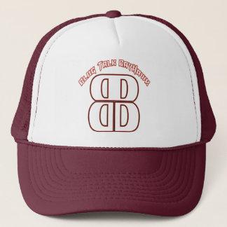 Blog Talk BayHawk logo name hat