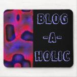 Blog-UNo-Holic de Psychadelic Alfombrillas De Ratones