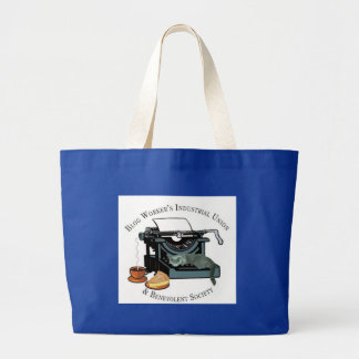 Blog Workers Industrial Union Tote Bags