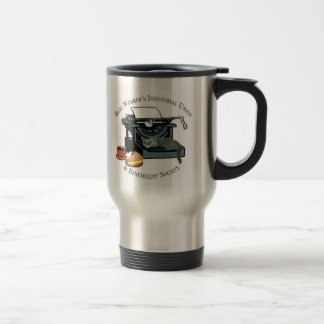 Blog Workers Industrial Union Travel Mug