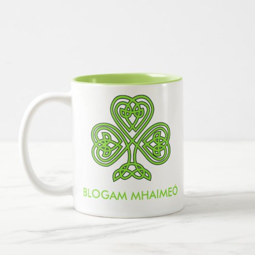 Blogam Mhaimeó - Grandma's Cuppa in Irish Gaelic