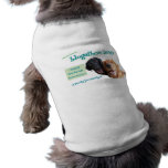Blogathon 2010 doggie tee shirt