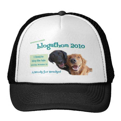 Blogathon 2010 gorros
