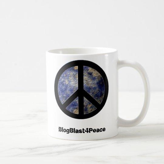 BlogBlast4Peace Coffee Mug
