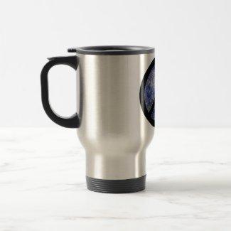 BlogBlast For Peace Stainless Steel Coffee Mug
