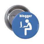 Blogger-color Pin
