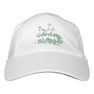 Blogger de bambú verde del jardín gorras de alto rendimiento