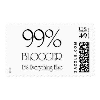 Blogger del 99% sellos postales