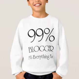 Blogger del 99% sudadera