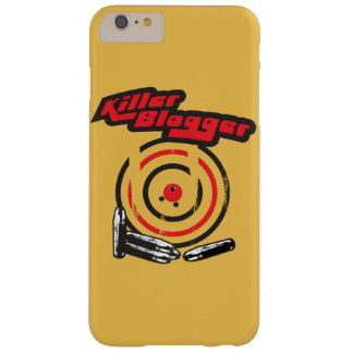 Blogger del asesino funda barely there iPhone 6 plus