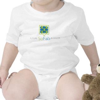 Blogger futuro de SoFab Traje De Bebé