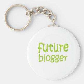 blogger futuro llaveros personalizados