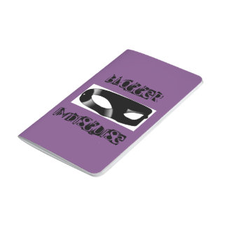 Blogger in Disguise Pocket Journal